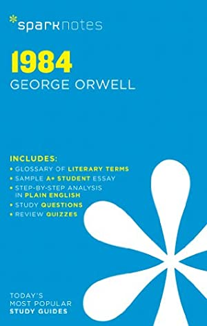 """1984 SparkNotes Literature Guide (SparkNotes Literature Guide: SparkNotes"""", """"Orwell, George"""""""