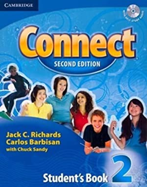 """Connect 2 Student's Book with Self-study Audio: Richards, Jack C."""","""