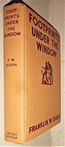 Footprints under the Window; Hardy Boys #12