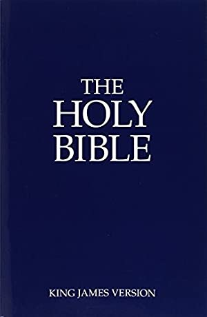 The Holy Bible King James Version: King