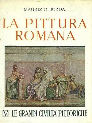 La pittura romana: Borda, Maurizio