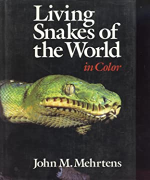 Living Snakes of the World in Color.