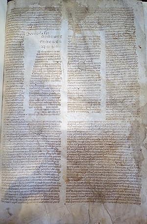 Comentarios a las Decretales de Inocencio IV,: Garsia, Juan; De