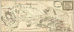 Map of the Ottoman Boundaries.: Ottoman cartography].
