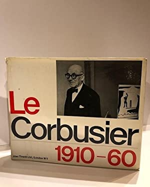 LE CORBUSIER 1910-60: BOESIGER, Willy &
