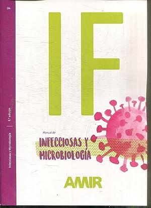 MANUAL AMIR DE INFECCIOSAS Y MICROBIOLOGIA.: VV.AA.