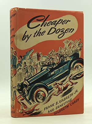 CHEAPER BY THE DOZEN: Frank B. Gilbreth,