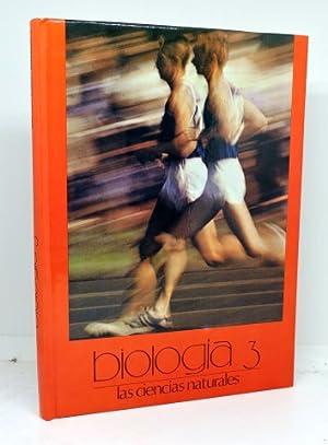 LAS CIENCIAS NATURALES - Biología 3: DESIRE, Charles -