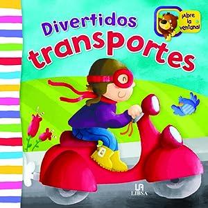 Divertidos transportes: Aa.Vv.