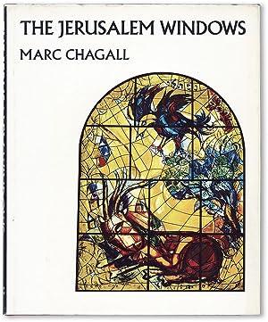 The Jerusalem Windows: CHAGALL, Marc] Jean