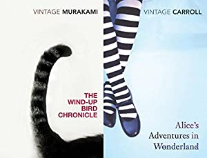 Vintage Fantasy: Alice's Adventures in Wonderland &: Murakami, Haruki and