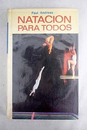 Imagen del vendedor de Natación para todos a la venta por Alcaná Libros