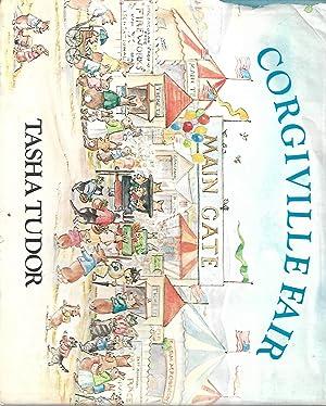 Corgiville Fair: Tasha Tudor