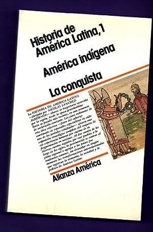 HISTORIA DE AMERICA LATINA, 1: América indígena: CARRASCO, Pedro [P.