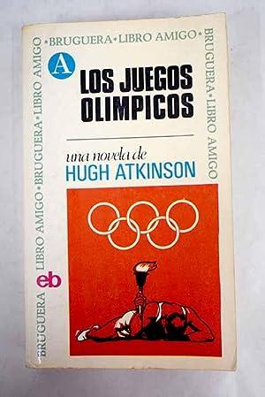 Los juegos olimpicos: Atkinson, Hugh