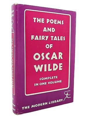 THE POEMS AND FAIRY TALES OF OSCAR: Oscar Wilde