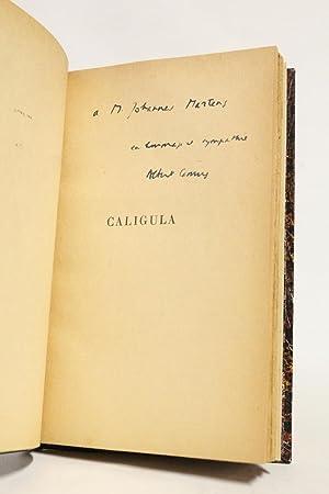 Caligula: CAMUS Albert