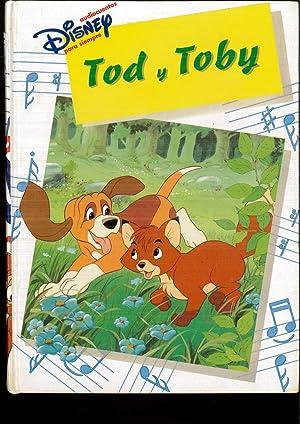 Tod y Toby( NO LLEVA CASETTE ): Walt Disney