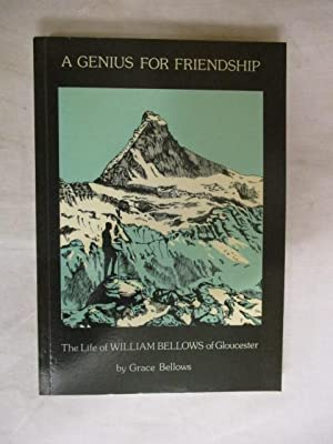A GENIUS FOR FRIENDSHIP