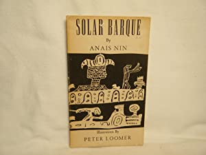 Solar Barque: Nin, Anais