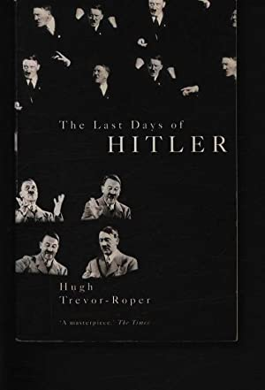 Seller image for The last days of Hitler. for sale by Bookfarm