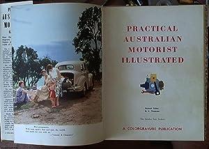 Practical Australian Motorist Illustrated: Thomson , D.