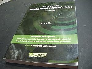 Principios de Electricidad y Electrónica I: Antonio Hermosa Donate