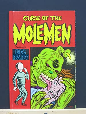 Curse of the Molemen (signed and numbered edition)