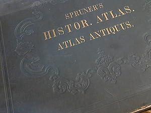 Spruners historisch-geographischer Hand-Atlas. I. Abtheilung: Atlas Antiquus: Spruner, Karl von: