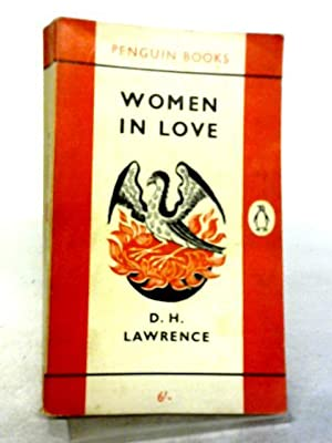 Woman in love: D.H. Lawrence