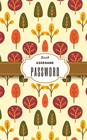 Username Password Book: Password Keeper for website: Wolfe, Marilyn