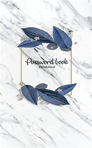 password book alphabetical: Great book for keeping: Henderson, Maya Lp
