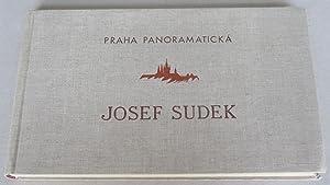 Praha panoramaticka: Sudek, Josef -
