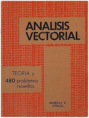 Analisis Vectorial (Spanish Edition): Murray R. Spiegel