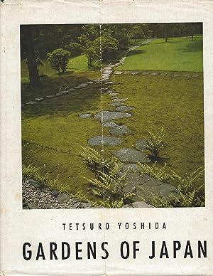 Gardens of Japan: Yoshida, Tetsuro