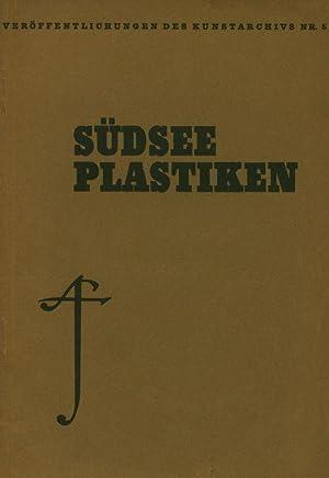 Südsee Plastiken. Ausstellung Mai 1926 Galerie Flechtheim: Diehl, Gustav Eugen