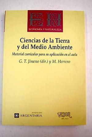 Ciencias de la Tierra y del medio: Jimeno, G.T.