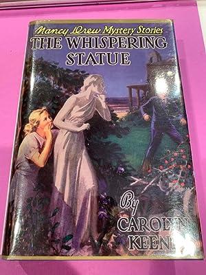 THE WHISPERING STATUE nancy drew mystery stories: CAROLYN KEENE