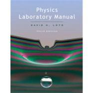 Physics Lab Manual: Loyd, David