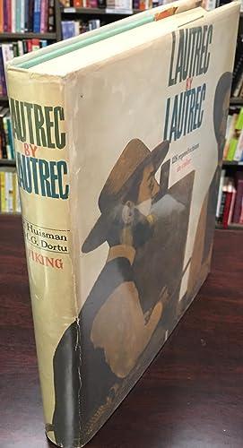 Lautrec by Lautrec (A Studio Book): Henri de Toulouse-Lautrec,
