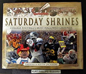 Saturday Shrines: College Football's Most Hallowed Grounds