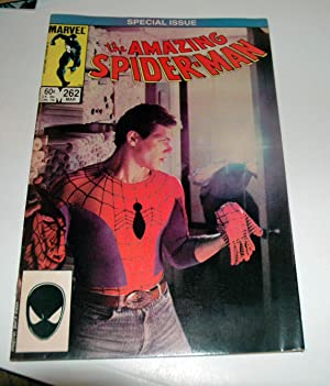 The Amazing Spider-man #262 Vol. 1 March