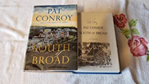 South Of Broad: Signed: Conroy, Pat
