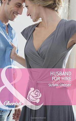 Husband for Hire (Mills & Boon Cherish): Crosby, Susan