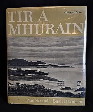 Tir A'Mhurain: Outer Hebrides: Paul Strand; Basil