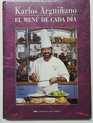 El menú de cada día: Karlos Arguinano