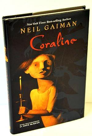 Coraline (SIGNED): Gaiman, Neil