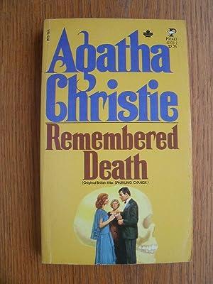 Remembered Death aka Sparkling Cyanide: Christie, Agatha