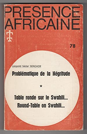 Seller image for Presence Africaine, New Bilingual Series, Number 78 (Second Quarterly 1971) for sale by Philip Smith, Bookseller