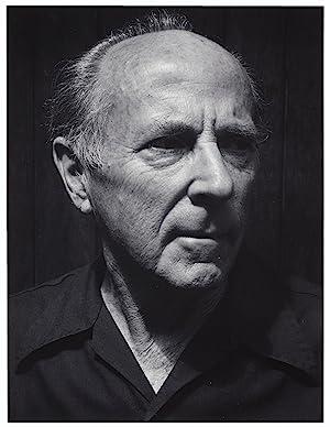 Edward Weston [FRONTISPIECE TO THE APERTURE WESTON: ADAMS, Ansel (1902-1984)